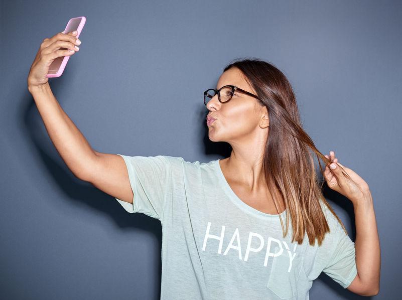Tratamientos faciales para selfies