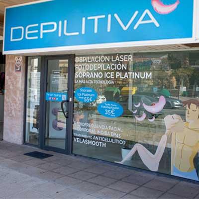 centro depilacion laser en palma de Mallorca