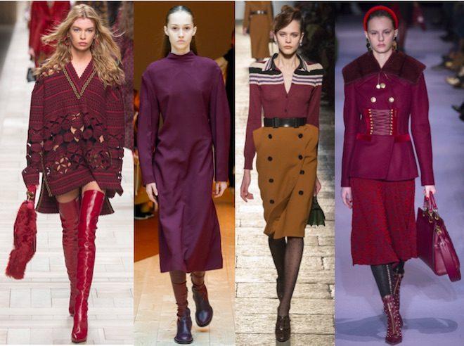 moda otoño invierno 2017